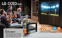 Lg oled evo 4k smart tv lqoled65g1rla-LG