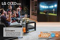 Lg oled evo 4k smart tv lqoled77g1rla-LG