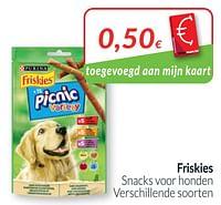 Friskies snacks voor honden-Friskies