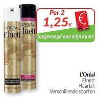 L`oréal elnett haarlak-L