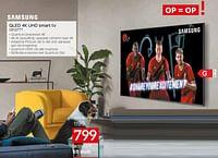 Samsung qled 4k uhd smart tv qeq77t-Samsung