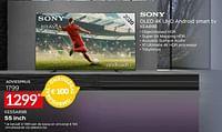 Sony oled 4k uhd android smart tv kea89b-Sony