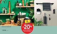 Botanical groen zeepdispenser-Allibert