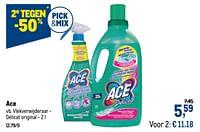 Ace vlekverwijderaar - délicat original-Ace