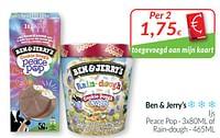 Ben + jerry`s ijs-Ben&Jerry