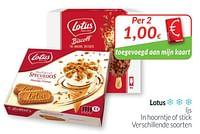 Lotus ijs-Lotus Bakeries