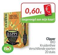 Clipper bio kruidenthee-Clipper