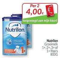 Nutrilon groeimelk-Nutrilon
