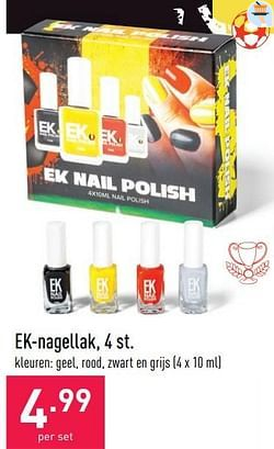 Ek-nagellak