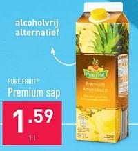 Premium sap-Pure Fruit
