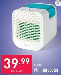 Quigg mini-aircooler-QUIGG