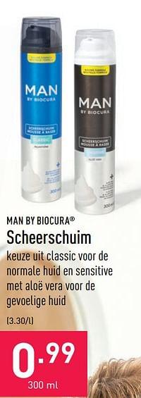 Scheerschuim-Biocura