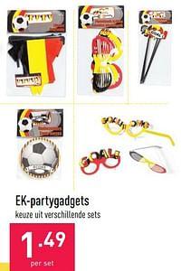 Ek-partygadgets-Huismerk - Aldi