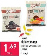 Muizensnoep-SWING