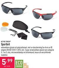 Sportbril-ACTIVE TOUCH