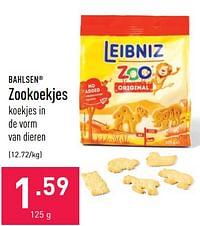 Zookoekjes-Bahlsen