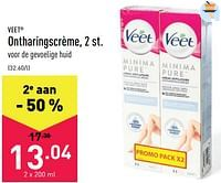 Ontharingscrème-Veet