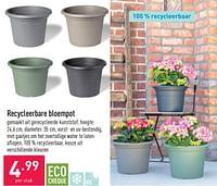 Recycleerbare bloempot-Huismerk - Aldi