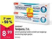 Tandpasta-Sensodyne
