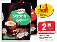 Koffiepads cora-Huismerk - Smatch