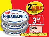 Verse kaas philadelphia-Philadelphia