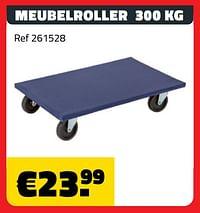 Meubelroller-Huismerk - Bouwcenter Frans Vlaeminck