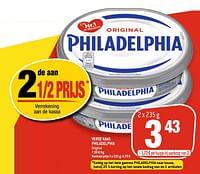 Verse kaas philadelphia original-Philadelphia