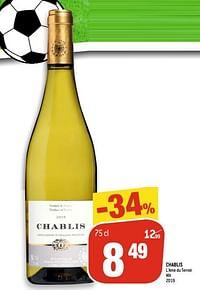 Chablis l`ame du terroir wit-Witte wijnen