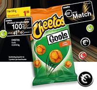 Cheetos goals-Cheetos