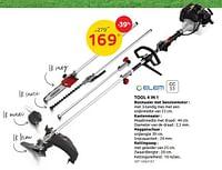 Elem tool 4 in 1-Elem
