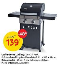 Gasbarbecue curbita-2-BBQ & Friends