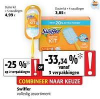 Swiffer volledig assortiment-Swiffer