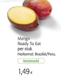 Mango ready to eat-Huismerk - Colruyt