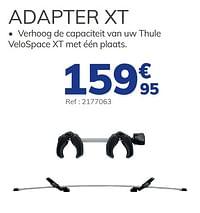 Adapter xt-Thule