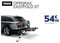 Oprijrail easyfold xt-Thule
