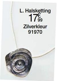 Halsketting-Huismerk - Damart