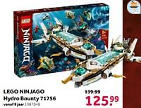 Lego ninjago hydro bounty 71756-Lego
