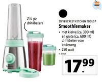 Silvercrest kitchen tools smoothiemaker-SilverCrest