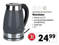 Silvercrest kitchen tools waterkoker-SilverCrest