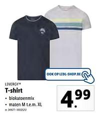 T-shirt-Livergy