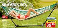 Hangmat met standaard-Flora  Best