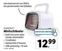 Silvercrest miniluchtkoeler-SilverCrest
