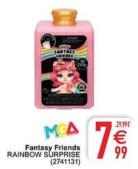 Fantasy friends rainbow surprise-MGA Entertainment