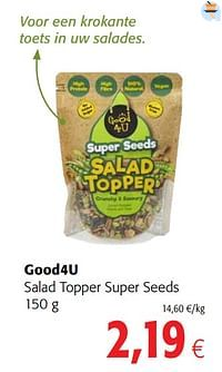 Good4u salad topper super seeds-Good4U