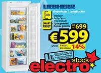 Liebherr diepvriezer - congélateur gp2733-Liebherr