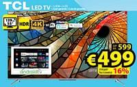 Tcl led tv 55p718-TCL