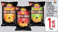 Chips lay`s strong-Lay