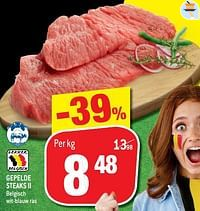 Gepelde steaks ii-Huismerk - Match