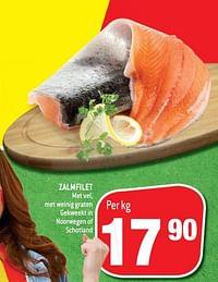 Zalmfilet-Huismerk - Match