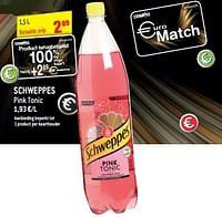 Schweppes pink tonic-Schweppes